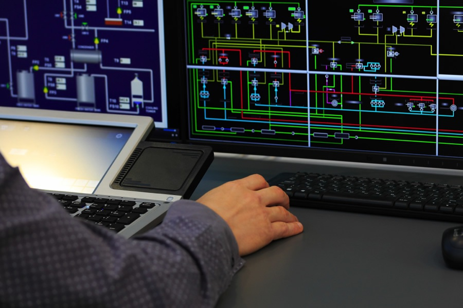 Securing Industrial Control Systems Through Design